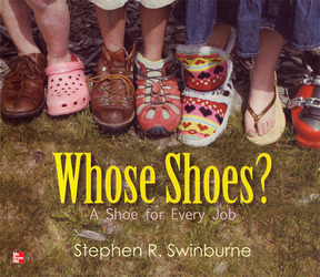 Reading Wonders Literature Big Book: Whose Shoes? A Shoe for Every Job Grade K