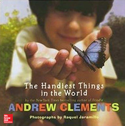 Reading Wonders Literature Big Book: The Handiest Things in the World Grade K