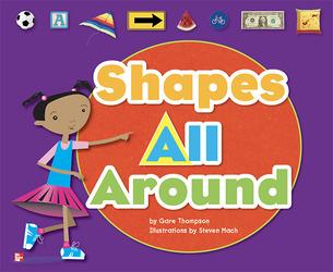 Reading Wonders Literature Big Book: Shape Walk Grade K