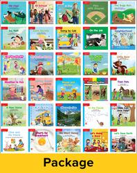 Reading Wonders Leveled Reader Package 6 of 30: On-Level Grade K
