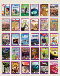 Reading Wonders, Grade 6, Leveled Reader Package (6 ea. of 30) ELL, Grade 6