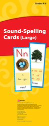 Reading Wonders Sound Spelling Cards (Large) Grades K/6