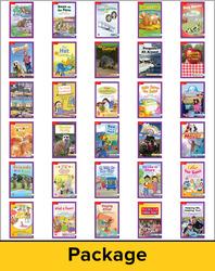 Reading Wonders, Grade 1, Leveled Reader Package ELL