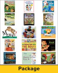 Reading Wonders, Grade 1, Literature Big Books Package