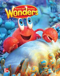 Reading Wonders Teaching Posters Grade K/1