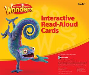 Reading Wonders, Grade 1, Interactive Read Aloud Cards