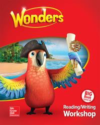 Wonders Reading/Writing Workshop Big Book Volume 6, Grade 1