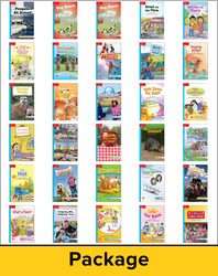Reading Wonders, Grade 1, Leveled Reader Package On-Level