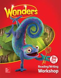 Wonders Reading/Writing Workshop Big Book Volume 2, Grade 1