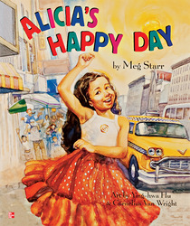 Reading Wonders Literature Big Book: Alicia's Happy Day Grade 1