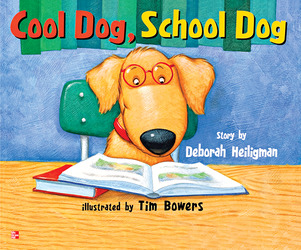Reading Wonders Literature Big Book: Cool Dog, School Dog Grade 1