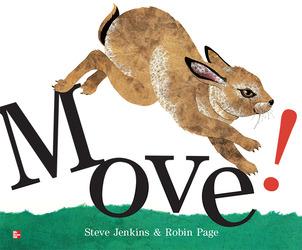 Reading Wonders Literature Big Book: Move! Grade 1