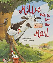 Reading Wonders Literature Big Book: Millie Waits for the Mail Grade 1