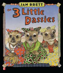 Reading Wonders Literature Big Book: Three Little Dassies Grade 1