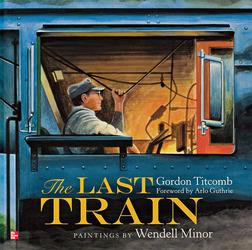 Reading Wonders Literature Big Book: The Last Train Grade 1