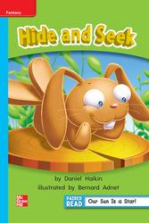 Reading Wonders Leveled Reader Hide and Seek!: On-Level Unit 5 Week 2 Grade 1