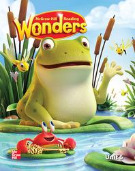 Reading Wonders Reading/Writing Workshop Volume 6 Grade K