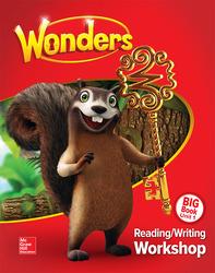 Wonders Reading/Writing Workshop Big Book Volume 1, Grade 1