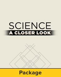 Science, A Closer Look, Grade 3-4, Essentials, Energy