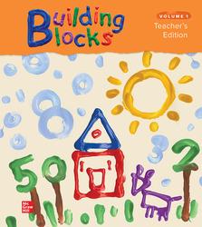 Building Blocks Pre-K, Teacher Edition, Volume 1