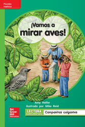 Lectura Maravillas Leveled Reader ¡Vamos a mirar aves!: Beyond Unit 5 Week 4 Grade 1