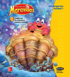 Lectura Maravillas, Grade K, Teachers Edition Volume 1