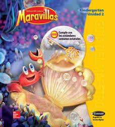 Lectura Maravillas, Grade K, Teachers Edition Volume 2