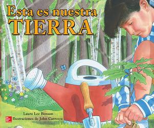 Lectura Maravillas Literature Big Book: This Is Our Earth Grade 1