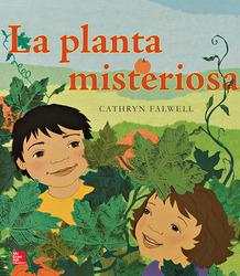 Lectura Maravillas Literature Big Book: Mystery Vine Grade 1
