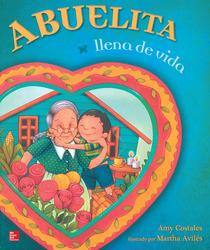 Lectura Maravillas Literature Big Book: Grandma Full of Life  Grade 1