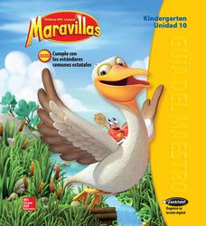 Lectura Maravillas, Grade K, Teachers Edition Volume 10