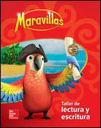Lectura Maravillas Reading/Writing Workshop Volume 4 Grade 1