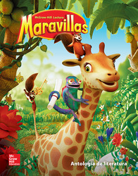 Lectura Maravillas Literature Anthology Volume 3 Grade 1