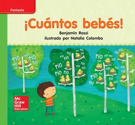 Lectura Maravillas Leveled Reader ¡Cuántos bebés!: Beyond Unit 1 Week 2 Grade K