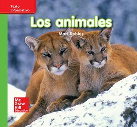 Lectura Maravillas Leveled Reader Los animales: Beyond Unit 1 Week 3 Grade K