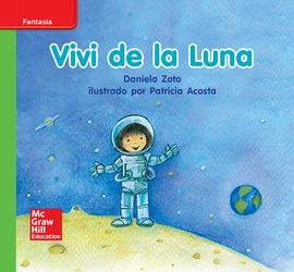 Lectura Maravillas Leveled Reader Vivi de la Luna: Beyond Unit 3 Week 3 Grade K