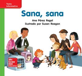Lectura Maravillas Leveled Reader Sana, sana: Beyond Unit 4 Week 3 Grade K