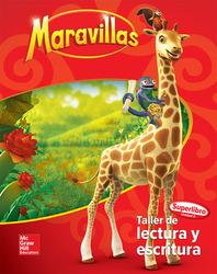 Lectura Maravillas Super libros del taller de lectura y escritura Volume 3 Grade 1