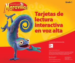 Lectura Maravillas, Grade 1, Interactive Read Aloud Cards