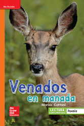 Lectura Maravillas Leveled Reader Venados en manada: Approaching Unit 2 Week 3 Grade 1