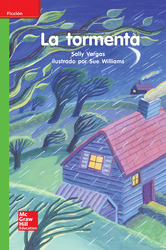 Lectura Maravillas Leveled Reader La tormenta: Beyond Unit 6 Week 3 Grade K