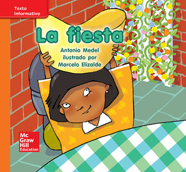 Lectura Maravillas Leveled Reader La fiesta: Approaching Unit 4 Week 3 Grade K