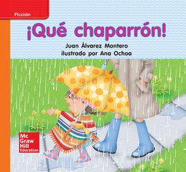 Lectura Maravillas Leveled Reader ¡Qué chaparrón!: Approaching Unit 6 Week 3 Grade K