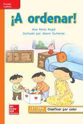 Lectura Maravillas Leveled Reader ¡A ordenar!: Approaching Unit 5 Week 1 Grade 1