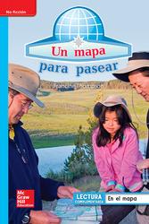 Lectura Maravillas Leveled Reader Un mapa para pasear: On-Level Unit 2 Week 5 Grade 1
