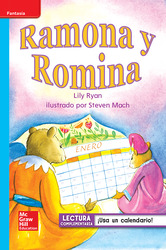 Lectura Maravillas Leveled Reader Ramona y Romina: On-Level Unit 3 Week 1 Grade 1