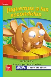 Lectura Maravillas Leveled Reader Juguemos a las escondidas: On-Level Unit 5 Week 2 Grade 1