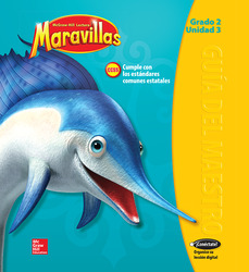 Lectura Maravillas, Grade 2, Teachers Edition Volume 3