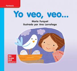 Lectura Maravillas Leveled Reader Yo veo, veo: On-Level Unit 1 Week 2 Grade K