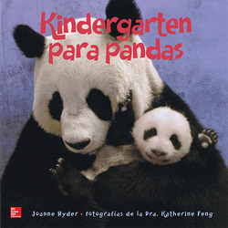 Lectura Maravillas Literature Big Book: Kindergarten para pandas Grade K